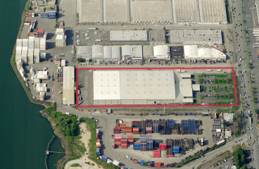 Former WA State LCB Warehouse Converted to Recycling Facility Site