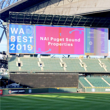 Image for post NAI PSP Ranked No. 1 Best Workplace in Washington (Again!)