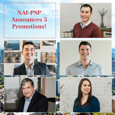 Image for post NAI Puget Sound Properties Announces Five Promotions!