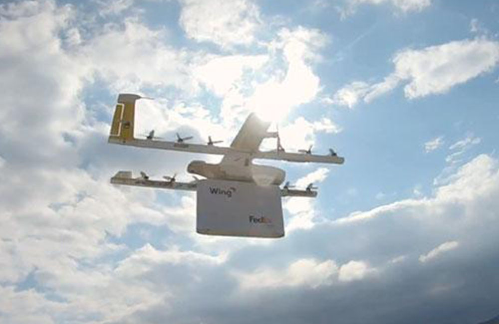 History made: Walgreens takes off with first drone delivery