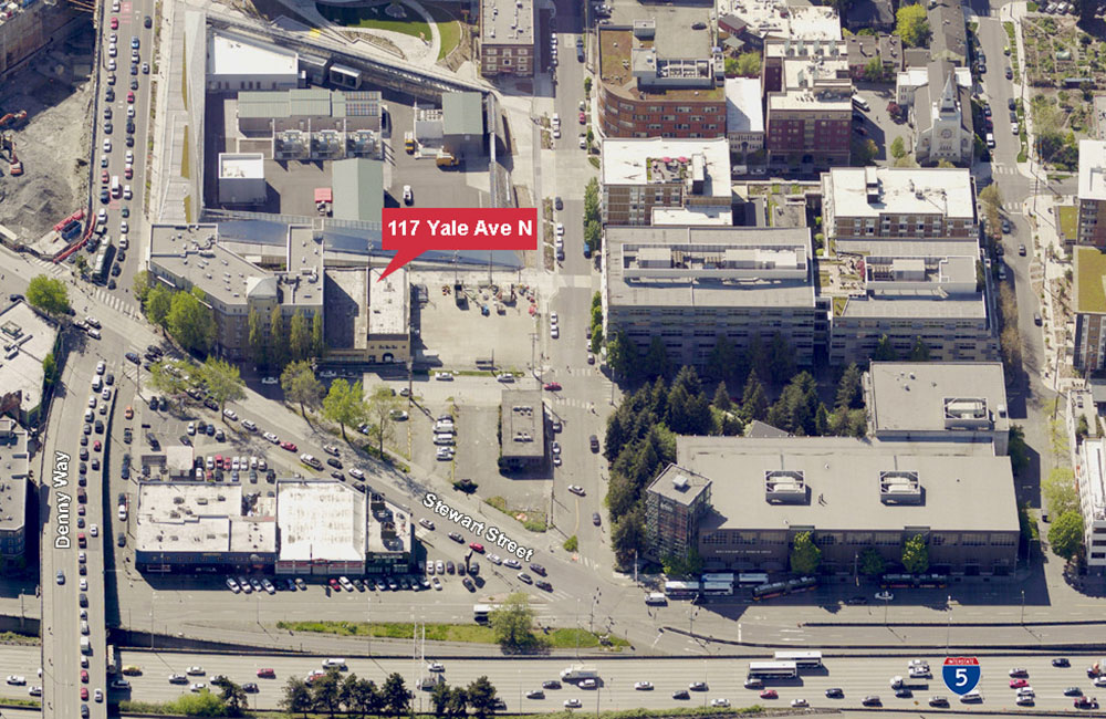 NAI PSP Represents Seller in Sale of South Lake Union Development Site