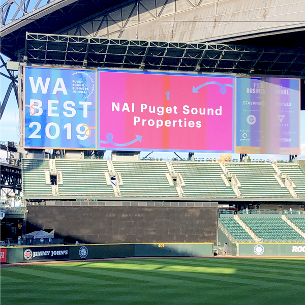 NAI PSP Ranked No. 1 Best Workplace in Washington (Again!)