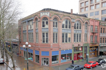 Unico Acquires 5 Historic Pioneer Square Buildings