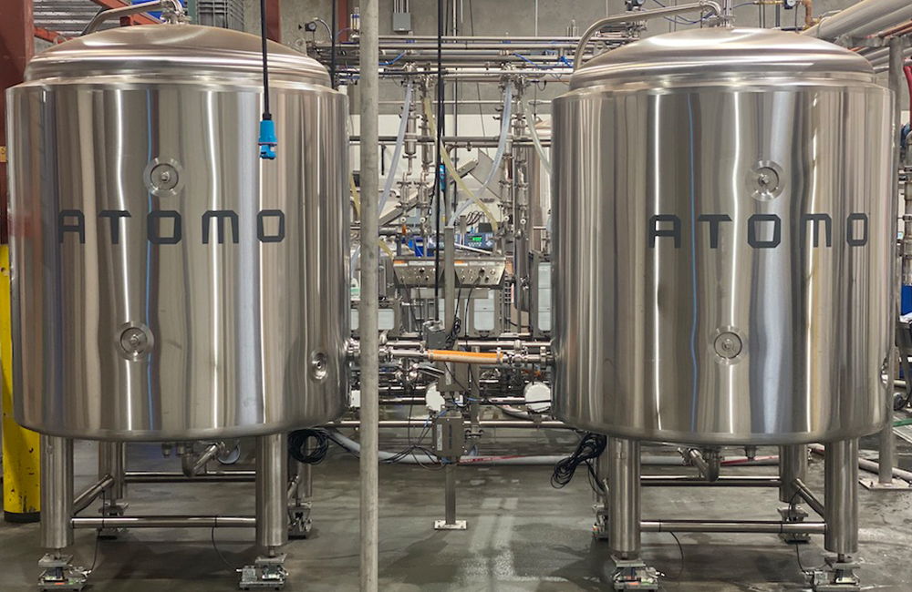 'Future of coffee' arrives with release of Seattle's Atomo, a first-of-its-kind molecular cold brew